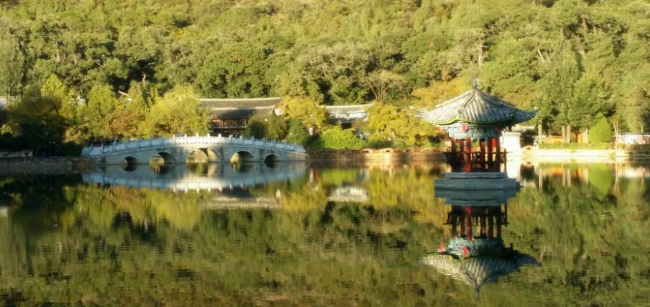 Stagno del Drago Nero Lijiang