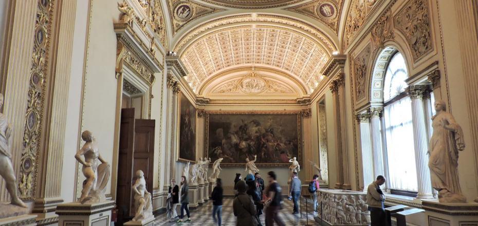 乌菲兹博物馆